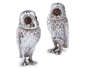 Owl Salt and Peppers
