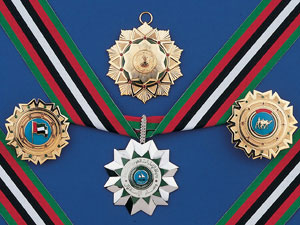 Medals and Insignia