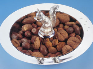 Squirrel Nut Dish